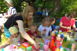 Elena Smirnova about helping the needy people