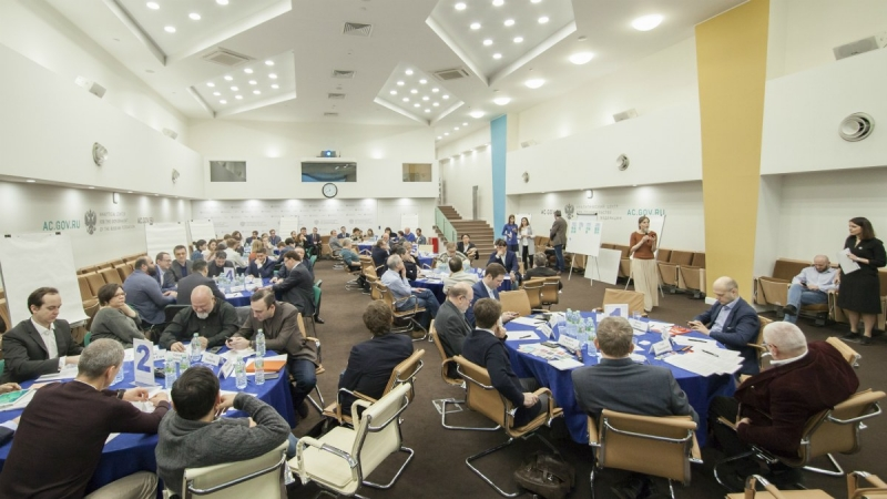 Experts of the All-Russia civil forum discussed the strategy of the Forum-2018